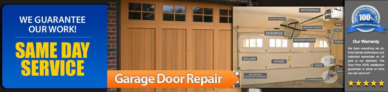 Garage Door Repair Scottsdale, AZ